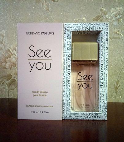 """SEE YOU"" духи, парфюмерия 100мл."