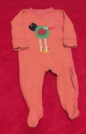 Pajac, pajacyk, piżamka Next 3-6 m.