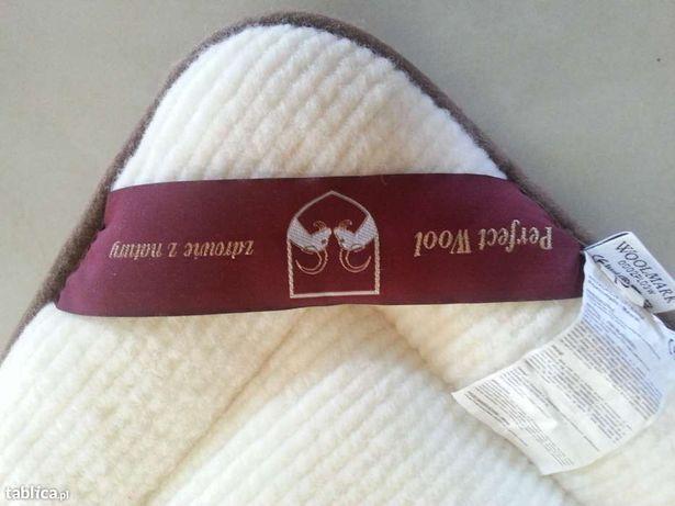 Leczniczy wełniany materac/prześcieradło - Wełna Woolmark