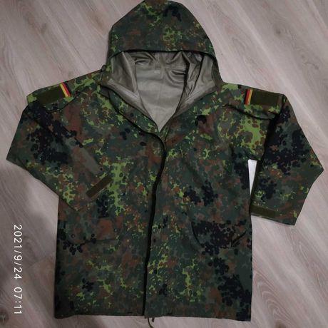 Куртка парка Bundeswehr флектарн, Gr-19 оригинал размер 52-54(новая)