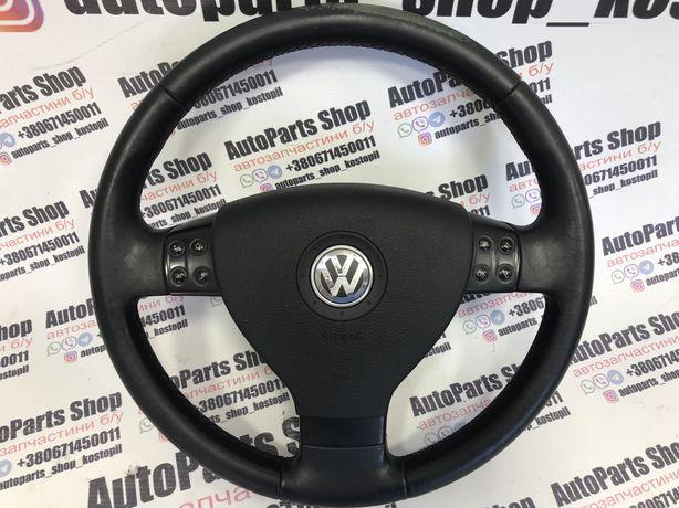 Руль Гольф 5 кермо Golf 5 2007 мультируль рулевое колесо Голф 5 гольф