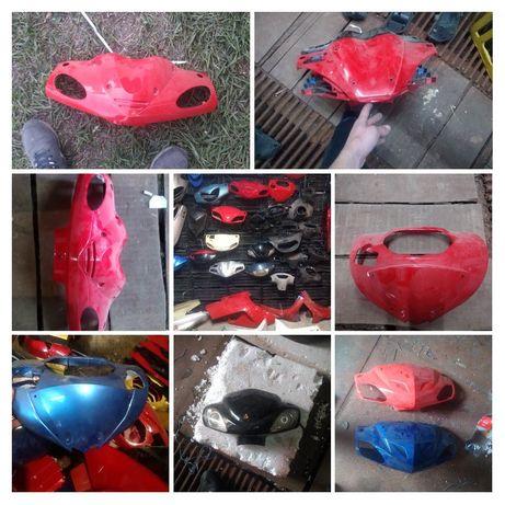 Пластик на zongshen и другие китайские скутера