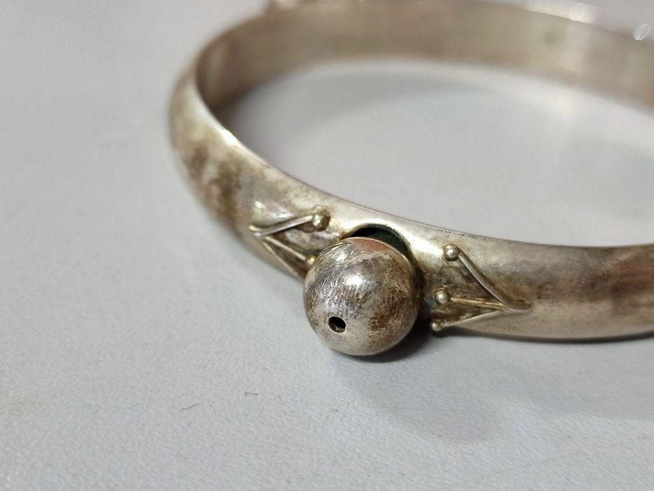 Браслет серебро 875 Запорожье - изображение 1