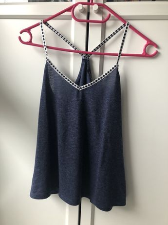 Bluzeczka na ramiączka reserved xs/s