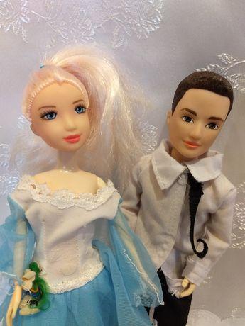 Lalka Barbie i Ken