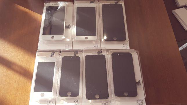 NOWE wyświetlacze i baterie do iPhone Wszystkie modele Legalnie z FV23