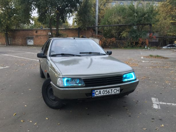 Продам Peugeot 405