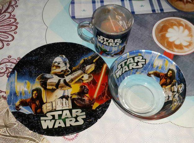 Набор детской посуды Звёздные войны Star Wars
