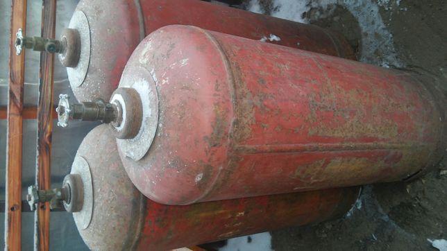 Продам газовые баллоны под газ пропан