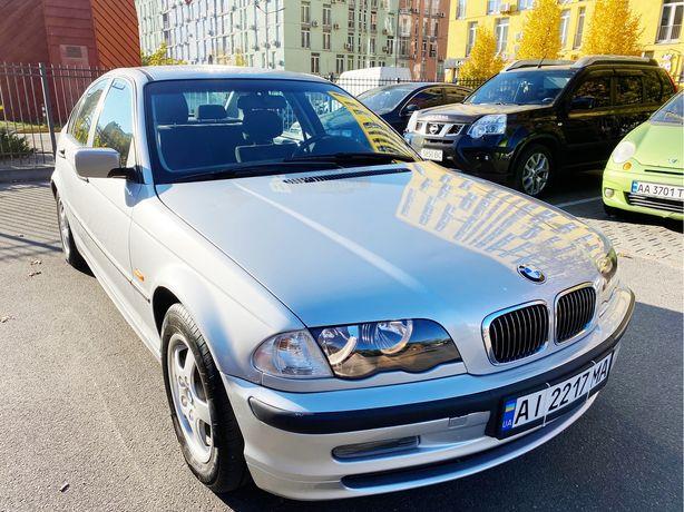 Продам BMW E46! Бензин/газ.
