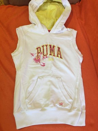 Свитшот Puma белый