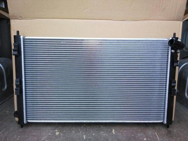 Радиатор MItsubishi Lancer X, радиатор кондиционера Ланцер 10