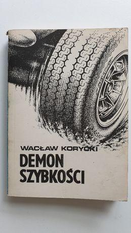 Demon Szybkości Wacław Korycki