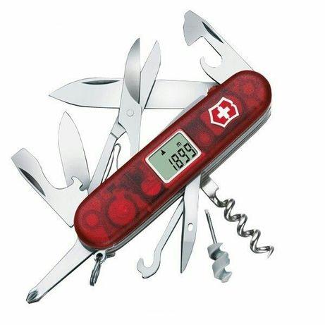 Нож с дисплеем и фонарём Victorinox Traveller Lite 1.7905.AVT