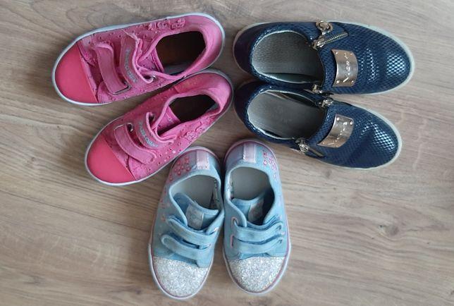 Взуття для дівчинки 29р.-30р. 90грн.