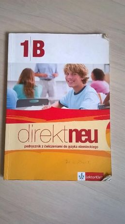Direkt neu 1b podręcznik z ćwiczeniami LektorKlett 2011