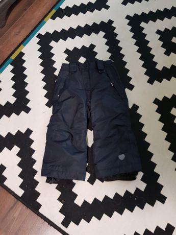 Spodnie narciarskie 86/92