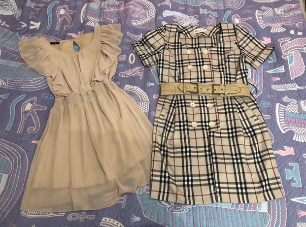 Літні плаття, платье