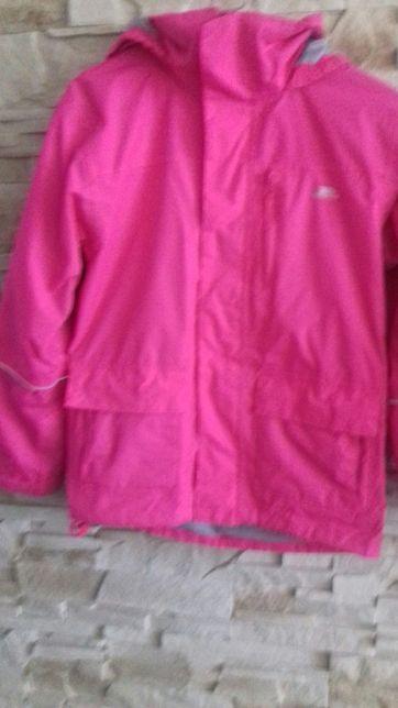 Trespass przeciwdeszczowa kurtka dziewczęca 134-140