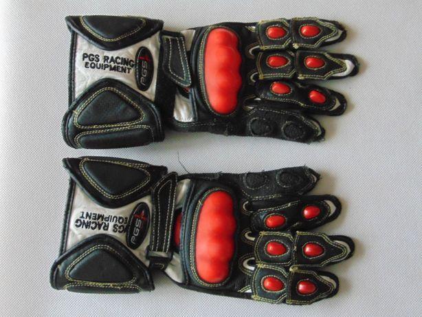 Rękawice sportowe skórzane PGS Padana rozmiar M - 9