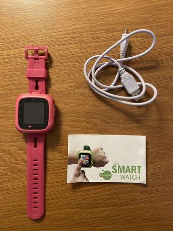 Smart Watch e Máquina fotográfica Imaginarium