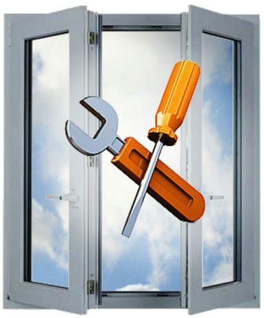 Ремонт, сервісне обслуговування металопластикових вікон, виготовлення