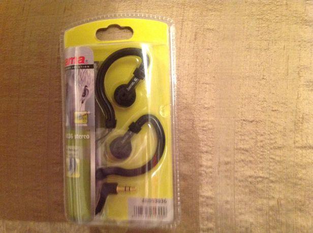 Słuchawki douszne HAMA Clip-On HK-3036,nowe