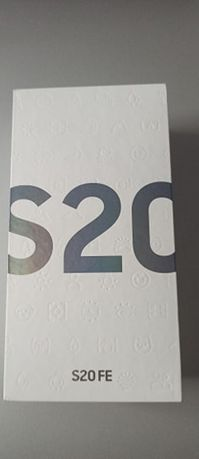 Samsung S20 FE 128 GB NOWY