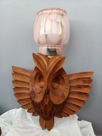 """Лампа на стіну """"СОВА""""  Світильник"""