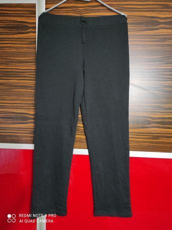 Spodnie dresowe bawełniane chłopięce 152