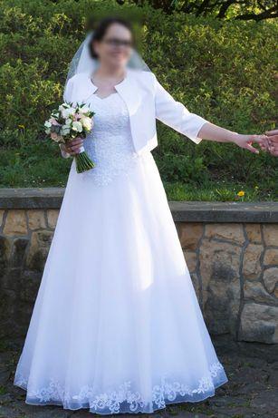 Suknia ślubna White lady