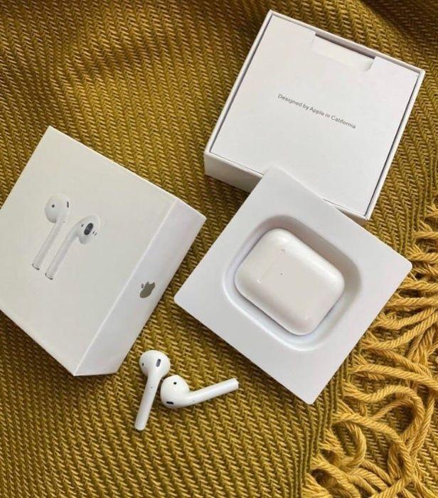 Apple Airpods 2 Наушники как новые. Состояние 10/10 БУ Одесса - изображение 1