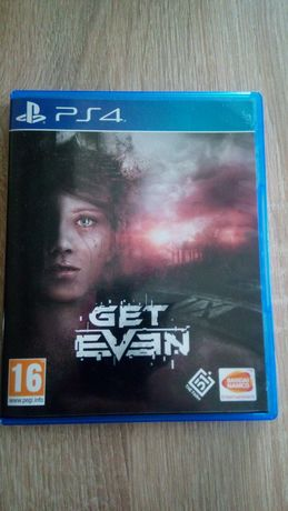 Get Even Sony PS4