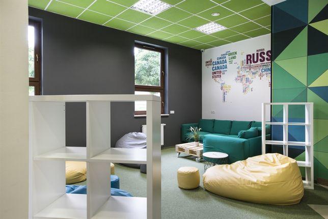 Pokój 1os. w prywatnym akademiku/Single room - private dorm, Chodźki S