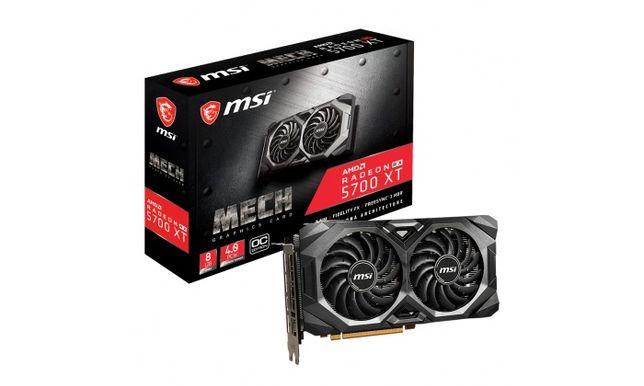 MSI Radeon RX 5700 XT Mech OC (c/ garantia)