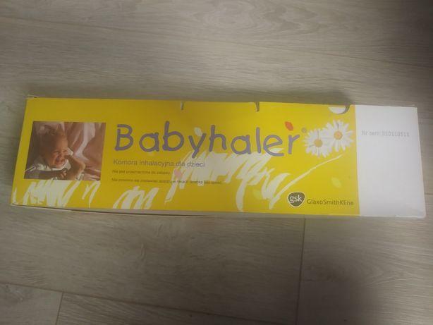 Babyhaler, komora, tuba inhalacyjna dla dzieci, gratisy