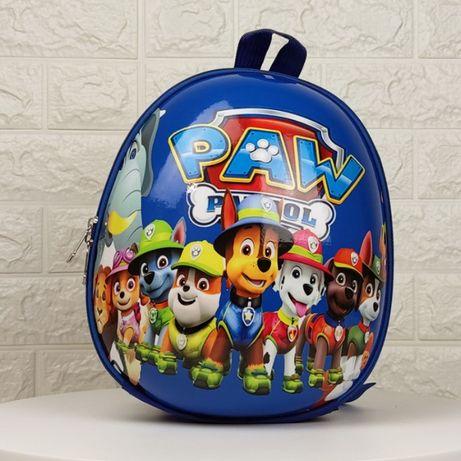 детский рюкзак для детей с щенками щенячий патруль. новинка герои