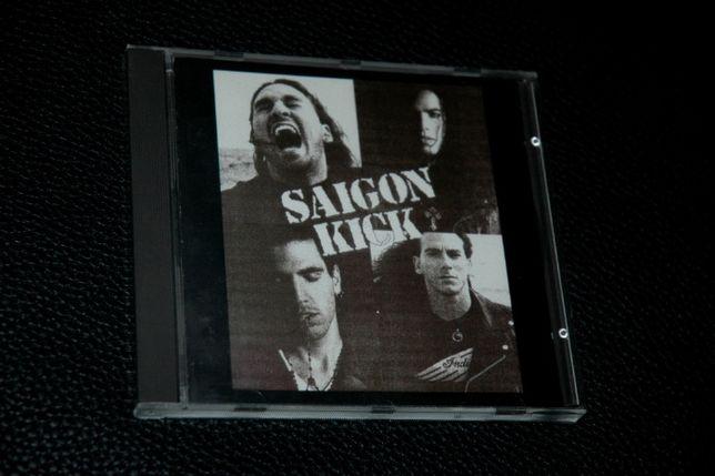 SAIGON KICK - Saigon Kick. 1991 Atlantic.