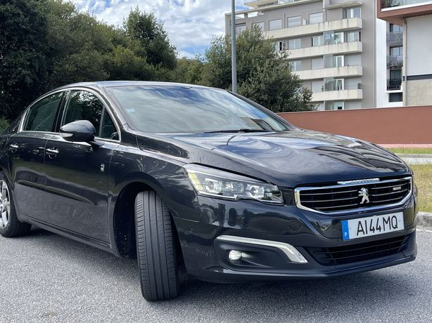Peugeot 508 hybrid full extras , eletrico + diesel , aceito retomas