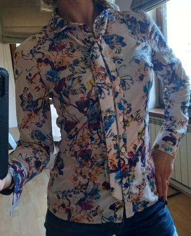 NAOKO piekna bluzka koszula xs