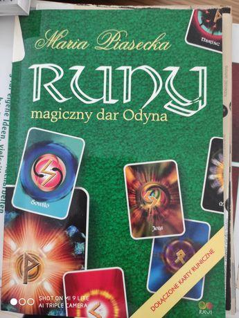 Runy magiczny dar Odyna