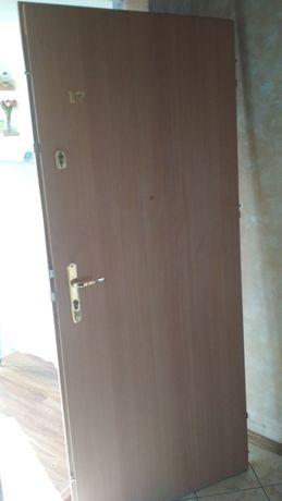Drzwi wejsciowe lewe 80 Porta