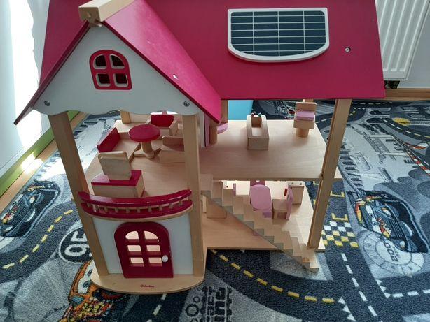 Domek dla małych lalek