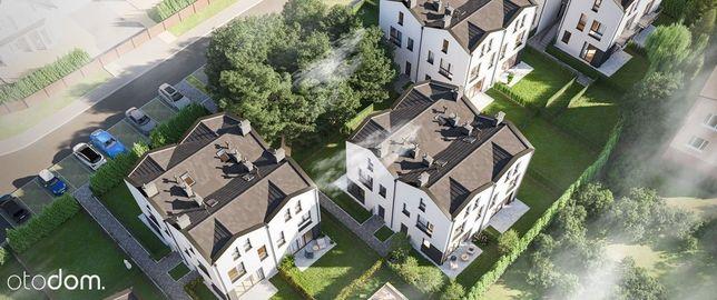 Mieszkanie Duet 64 m2 z balkonem i ogródkiem