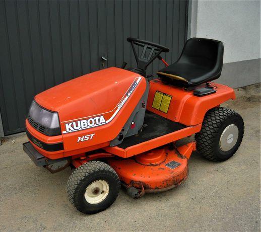 Traktorek kosiarka KUBOTA T1400