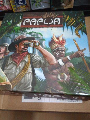 jogo de tabuleiro Papua