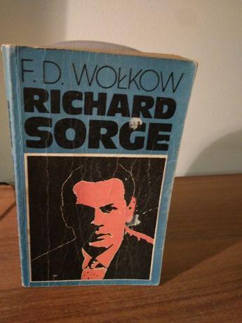 Richard Sorge. F.D. Wołkow