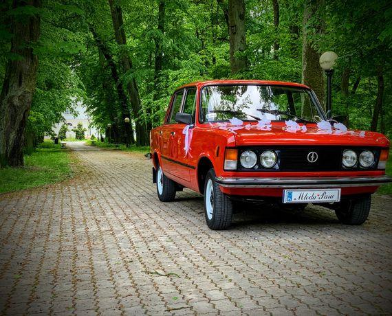 Zawiozę do ślubu, auto do ślubu Fiat 125p