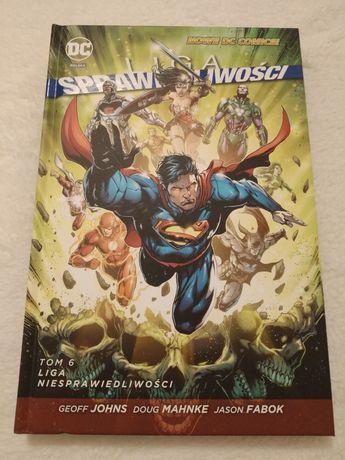 Liga Sprawiedliwości. Liga Niesprawności (Nowe DC Comics)