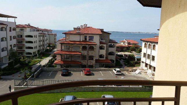 Сдаю трёхкомнатную квартиру с видом на море в Святом Власе, Болгария